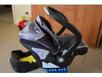 Chicco Group 0+ car seat