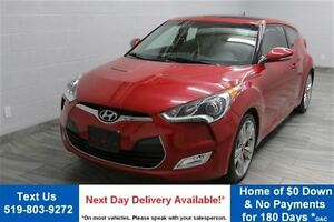 2015 Hyundai Veloster AUTOMATIC w/ NAVIGATION! SUNROOF! POWER PA