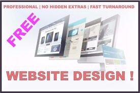 5 FREE Websites For Grabs in CARDIFF - Web designer Looking To Build Portfolio