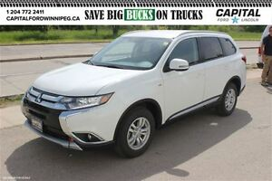 2016 Mitsubishi Outlander SE *Heated Seats-4WD-Under 25,000kms*