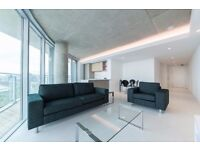 Luxuty and very large new 2bedroom bathroom property in the heart of Royal Docks E16 + gym! JS
