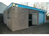Office / Commercial Unit to Rent. Secure Yard, Garage, Workshop & 20ft Container CHAPELHALL AIRDRIE