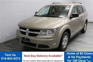 2009 Dodge Journey SE w/ POWER PACKAGE! CRUISE CONTROL! KEYLESS