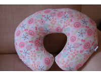 Boppy Feeding Pillow. Hardly used, good as new.