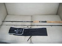 """TFG """"The Brawler"""" Big plug Pike spinning rod 7' trigger grip - excellent condition"""