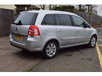 2013 13 Vauxhall Zafira 1.7 CDTi Design ecoFLEX SATNAV 7 SEATER ONLY 23K