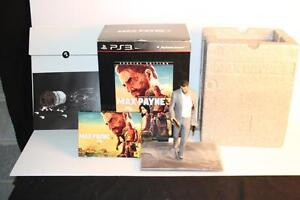 Coffret Max Payne 3 PS3