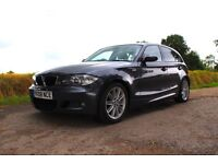 £5,250 BMW 1 SERIES 2.0 120d M Sport 5dr