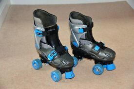Adjustable Boys & Girls Roller Skates hardly used