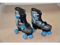 Adjustable Boys & Girls Roller Skates hardly used