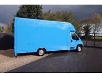 KENT MAN AND VAN- REMOVAL KENT- RELIABLE KENT REMOVALS COMPANY- 7.5 TONNE LORRIES