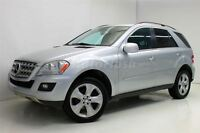 2010 Mercedes-Benz M-Class ML350 BlueTEC 4MATIC * Diesel * Navig