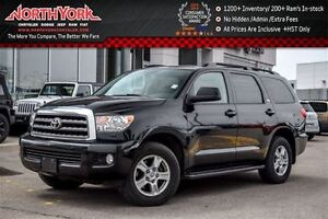 2013 Toyota Sequoia SR5 4x4|Sunroof|Rear DVD|Rear Cam|Htd Front