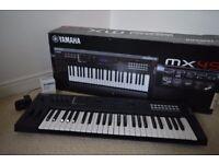 Yamaha music keyboard MX - 49 with cubase 6 AI