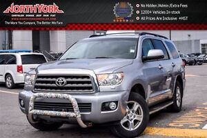 2010 Toyota Sequoia SR5 AWD|8-Seater|Sunroof|Nav|Leather|Backup