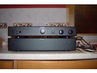 Rotel Pre and Power Amps RC06 and RB06