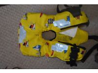 2 x Crewsaver Childs Life Jackets