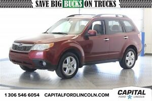 2009 Subaru Forester X Limited **New Arrival**