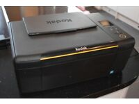 Kodak ESP C110 All-in-One Inkjet Printer (Includes New Ink Cartridge & Photo Paper)
