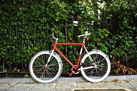 No Logo fixie bike,