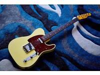 2013 Fender Custom Shop 1960 Relic Telecaster