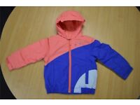 Oneill Pgkes Ruby Jacket Calypso Coral Size 104