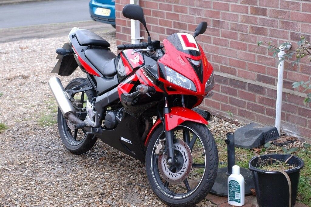 2010 Honda cbr 125r 125cc