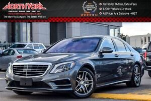2016 Mercedes-Benz S550 4Matic|AMG,Premium,Intelligent Drive Pkg
