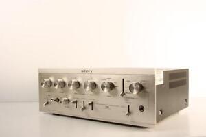 Amplificateur Vintage (1973-1974) SONY TA-1130 (A039902)