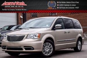 2014 Chrysler Town & Country Limited RearDVDs Nav HeatedFrRrSeat