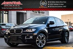 2014 BMW X6 xDrive35i|Premium Pkg|Nav|Leather|Sunroof|Pkng Sen