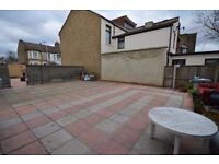 6 bedroom house with front drive and large rear garden now available in Forest Gate E7