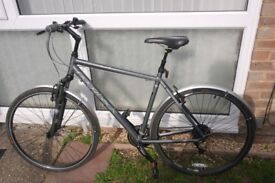 Ridgeback Rapide Momentum mens bike in extremely good condition