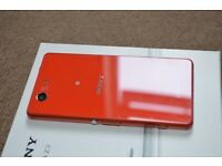 Sony Xperia Z3 Compact - D5803 - 16GB - EE / Virgin Network