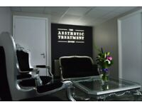 Clinic Room to Rent in Aesthetics Clinic