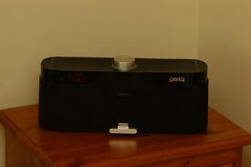 Docking Speaker / Alarm Clock for Applie i-Phone - Gear 4 Brand
