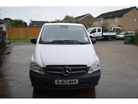 great swb panel van 113 low roof vito Cdi low miles, full history, awesome cond, Mot