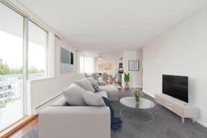 Rare 3 bedroom apartment in White Rock at Bayview Gardens!