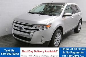 2013 Ford Edge SEL w/ LEATHER! PANORAMIC ROOF! REVERSE CAMERA! H