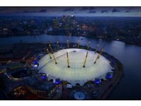 O2 Arena - Senior Suite Attendant - Box waiting