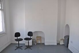 Artists studio to let 4m x 4m in Bethnal Green Road