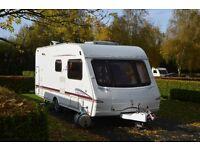 Caravan Swift Charisma 570 Lifestyle 6 berth birth 2005