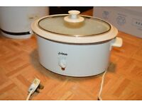 Slow Cooker and Feyer