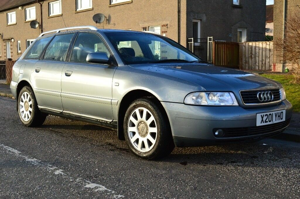 audi a4 b5 1.9 tdi pd115 avant motd aug please read ad | in alloa
