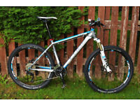 CUBE RACE LTD Mountine bike, FOX FLOAT forks, Deore XT, high SPEC, Customized