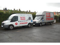 Need a Van? ...im Your Man ( MAN AND VAN - REMOVALS - HOUSE MOVES - COURIER - VAN & DRIVER HIRE )