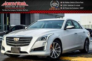 2016 Cadillac CTS Luxury Collection AWD|DriverAware,Seating Pkgs