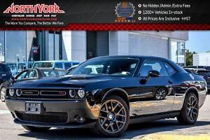 2016 Dodge Challenger R/T|Manual|Driver Convi.,Prem.Sound Pkgs|N