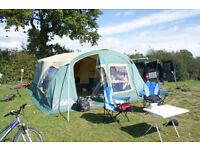 Raclet Safari Trailer Tent 2008