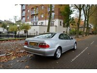 2000 Mercedes-Benz CLK 320 Elegance - 38,000 Miles From New !